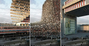VICTOR ENRICH : L'ARCHITECTURE IMPOSSIBLE